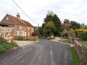 Adgestone - Image: Adgestone, Isle of Wight, UK