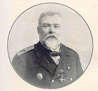 Imperial Russian Navy admiral