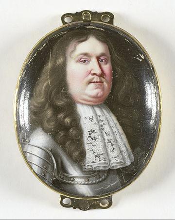 Adolf graaf van Nassau-Dillenburg-Schaumburg (1629-76) Rijksmuseum SK-A-4409