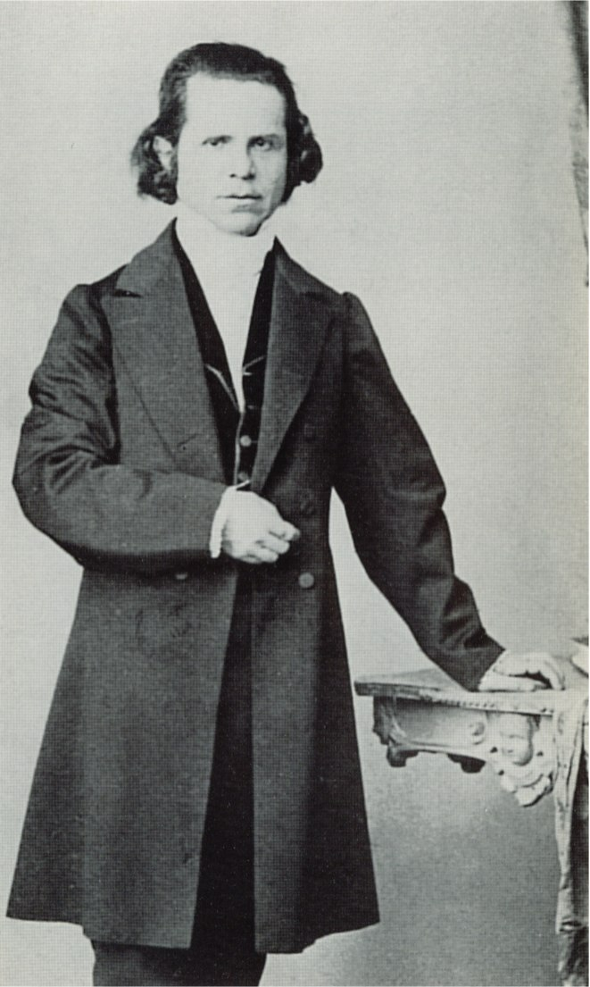 Adolf jellinek 1860