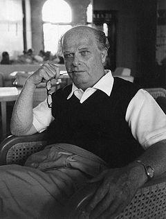 Adriano Olivetti nel 1957