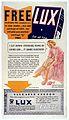 Advert for 'Lux' washing powder Wellcome L0030367.jpg
