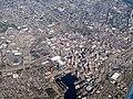 Aerial photograph of Baltimore, September 2018.jpg