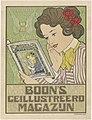 Affiche voor Boon's Geïllustreerd Magazijn, RP-P-2015-26-2088.jpg