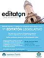 Afiche Editatón en la Legislatura Porteña.jpg