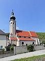 Aggsbach Markt - Kirche.JPG