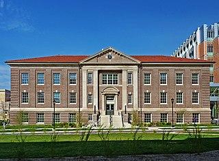 DeLuca Biochemistry Building