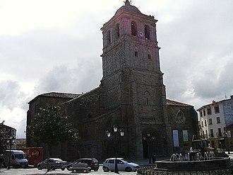 Aguilar de Campoo - Collegiate Church of Saint Michael, Aguilar de Campoo