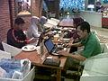 Agustus 06 2012 Rapat Koordinasi Pelatih PL2012 di Paragon Semarang.jpg