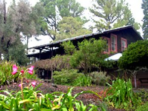 National Register of Historic Places listings in Hawaii Volcanoes National Park - Image: Ainahou Ranch house