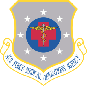 Air Force Medical Operations Agency - Air Force Medical Operations Agency Shield