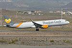 Airbus A321-211(w) 'OY-TCH' Thomas Cook Scandinavia (24586382660).jpg