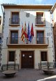Ajuntament de la Vall d'Almonesir.JPG