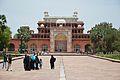 Akbar Mausoleum - South Facade - Sikandra - Agra 2014-05-14 3611.JPG