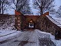 Akershus festning, entrance.JPG