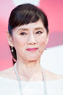 "Akino Yoko from ""Shashin Koshien Summer in 0.5 Seconds"" at Opening Ceremony of the Tokyo International Film Festival 2017 (40202878791).jpg"
