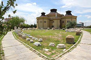 Aksaray Museum - Museum building