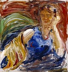 Portrait of Phyllis Sjöström