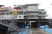 Alaska Marine Highway Ferry