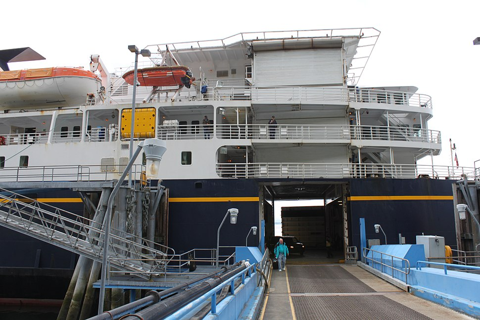 Alaska Marine Highway Ferry