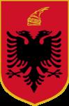 Albánia címere