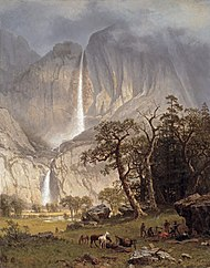 Albert Bierstadt - Cho-looke, the Yosemite Fall.jpg