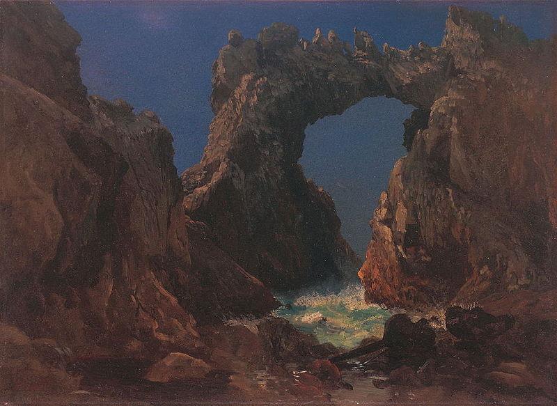 File:Albert Bierstadt - Farallon Islands, California (1872 ...