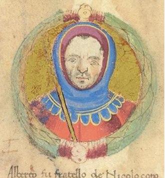 Alberto d'Este, Marquis of Ferrara - Image: Alberto V d'Este 2