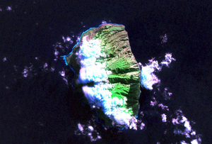 NASA Geocover 2000 Satellitenbild