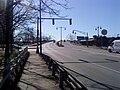 Alewife Brook Parkway at Rindge Avenue-south.jpg