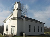 Alfordsville Union Church from northeast.jpg
