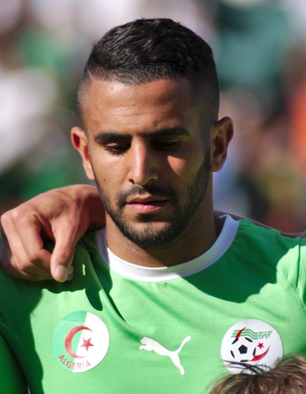 Riyad Mahrez — Wikipédia