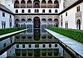 Alhambra, Patio de los Arrayanes (39033073315).jpg