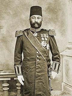 Ali Rıza Pasha One of the last grand viziers of the Ottoman Empire