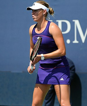 Alicia Molik - Alicia Molik at the 2010 US Open