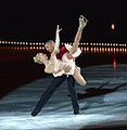 Aliona Savchenko and Robin Szolkowy, Art on Ice 2014.jpg