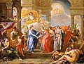 Allegory of the marriage of the Dauphin of France and Maria Anna Victoria of Bavaria by Arnould de Vuez.jpg