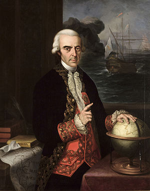 Platinum - Antonio de Ulloa is credited in European history with the discovery of platinum.