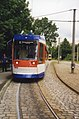 Alstom-Tw in Ulm, Juni 1999, Donauhalle 2.jpg