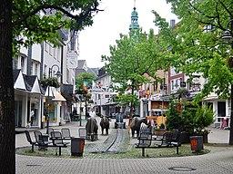 Poststraße in Siegen