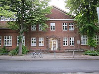 Alte Volksschule Sasel in der Kunaustraße in Hamburg-Sasel 2.jpg