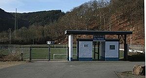 VfB Altena - Sportzentrum Pragpaul