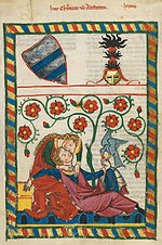 Image illustrative de l'article Codex Manesse
