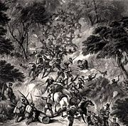 Ambush of British Column - Xhosa wars