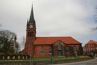 Amelinghausen - Lutheran church of Saint Hippolytus