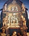 Amico aspertini, madonna in trono, santi e due devoti, 1504-05, dai ss. girolamo ed eustachio, 02,2.jpg