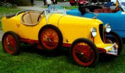 Amilcar CGS-3 3-Seater Sports 1926
