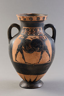 Judgement Of Paris Amphora Wikipedia