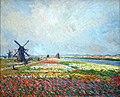 Amsterdam musee van gogh monet tulipes moulins.JPG