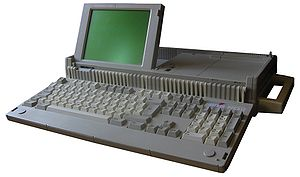 Amstrad - Amstrad PPC 512 portable PC